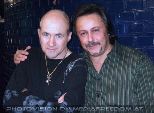 The Talisman: Tony Martin,Charly Swoboda