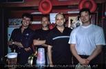 Party men (Christian Wobornik, Harry Brix, Walter Brix)