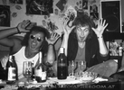 Pre-Show Party 01 (Black Sabbath, Burning Vision, Charly Swoboda)