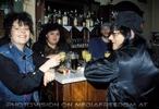 C.F.L. 30er Party 26 (Burning Vision, Claudia K., Fredi Fender, Martina Pokorny)