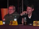 Diskussionen.... (Markus Spiegel, Uli Hilger)