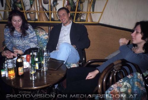 Nochher a lustig 2: Brigitte Egretzberger,Gerhard E.,Andrea Necas