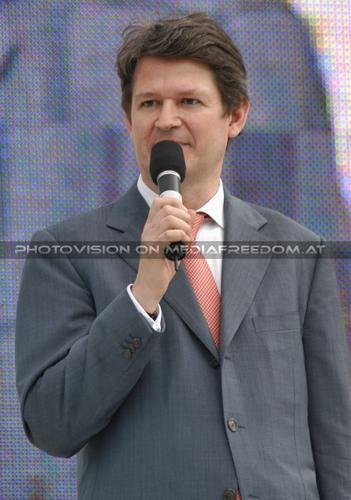 Willkommen: Helmut Brandstätter