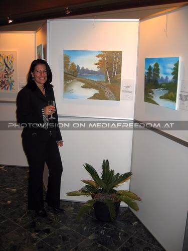 Happy Painter 3: Brigitte Egretzberger