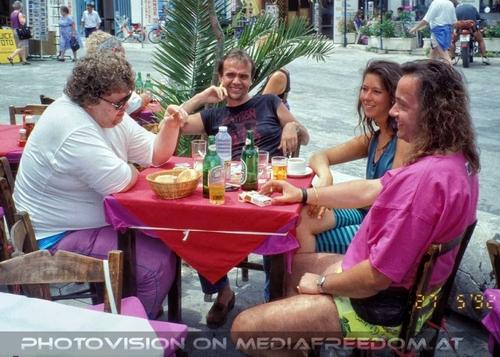Das Dorf 04: Georg Biron,Christie,Heike,Charly Swoboda
