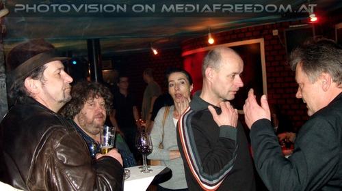 Halbzeit Party Pix 18: Georg Biron