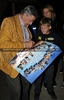 Mr. Buttlers Autogrammstunde (Richard Lugner)
