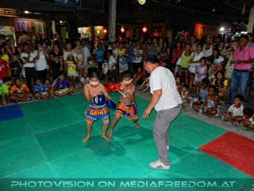 Fishermans village 02 Thai Boxing