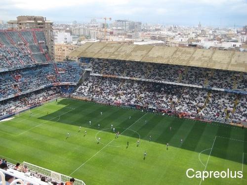 Mestalla - Stadion