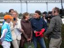 Beim Interview (Ulla Weigersdorfer)