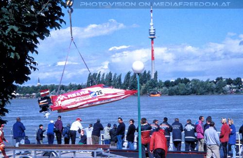 A1 Speedboat 1
