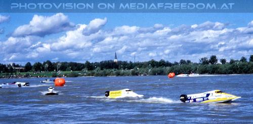 A1 Speedboat 2