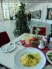 Mahlzeit in der Orang-erie