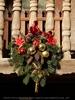 Weihnachtsgesteck am Tirolerhof
