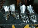 Metal-hands