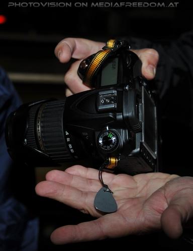 Kamera Talisman