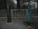 Ein paar Hydranten