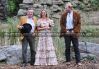 Mr. Buttler, Ellen und Fred Erwachsen