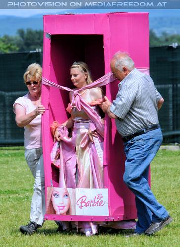 Barbie Show 01: Martina Wütherich