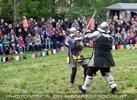 Ritterin gegen Ritter