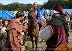 Ritterpferd mit Landvogt (Honoris, Thomas Tschematschar)