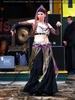 Tanzende Hexe