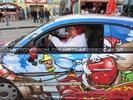 Mobiler Rote Nasen Clown
