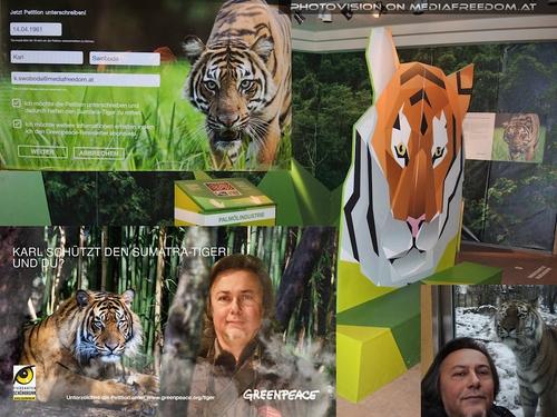Schütz den Sumatra Tiger: Charly Swoboda