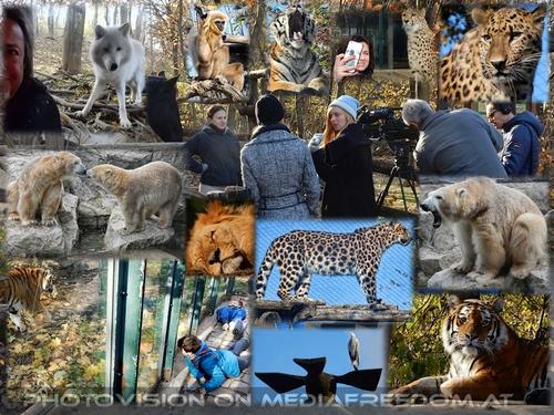 Tierpfleger Reportage: Charly Swoboda