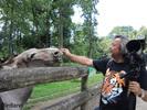 Der Fotogaf und der Esel